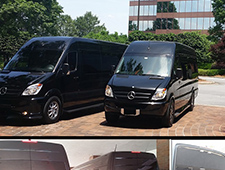 Atlanta Luxury Sprinter Vans