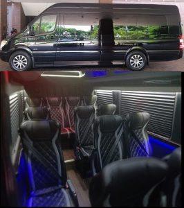 Luxury Van Rental Atlanta