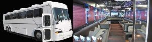 Super Bowl Party Bus Charter