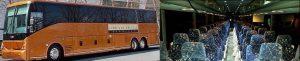 Atlanta 55 Passenger Charter Bus Rental