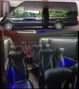 15 Passenger Luxury Sprinter Atlanta