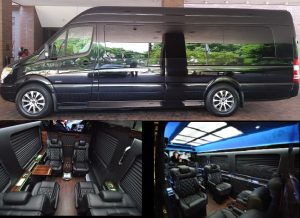 Luxury Sprinter Van Rental Atlanta